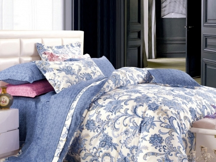 Комплект постельного белья Asabella Bedding Sets Евро 893-6