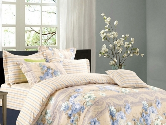 Комплект постельного белья Asabella Bedding Sets Евро 895-6