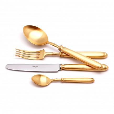 Матовый набор Cutipol Mithos Gold 72пр. 9152-72