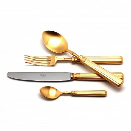 Матовый набор Cutipol Line Gold 24пр. 9172