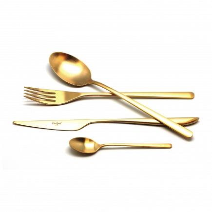Матовый набор Cutipol Icon Gold 24пр. 9252