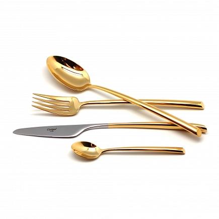 Набор Cutipol Mezzo Gold 24пр. 9301