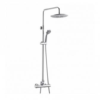 Душевой комплект WasserKRAFT Shower System с термостатическим смесителем A13302 Thermo