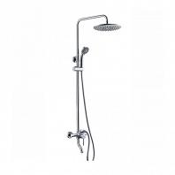 Душевой комплект WasserKRAFT Shower System со смесителем для ванны