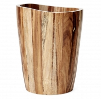 Корзина для мусора Kassatex Acacia Wood