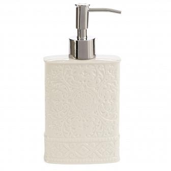 Дозатор для жидкого мыла Kassatex Bedminster Damask ABD-LD