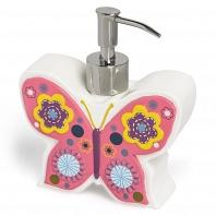 Дозатор для жидкого мыла Kassatex Butterflies