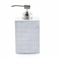Дозатор для жидкого мыла Kassatex Delano Silver