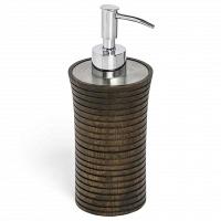 Дозатор для жидкого мыла Kassatex Rubber Wood (Eko)