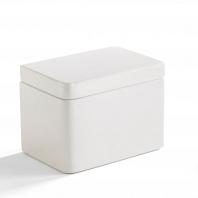 Косметическая емкость Kassatex Lacca White