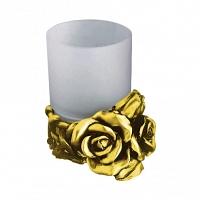 Стакан настольный Art&Max Rose Золото