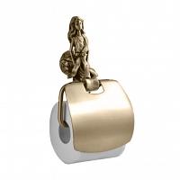 Держатель для туалетной бумаги Art&Max Athena Бронза