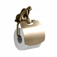 Держатель для туалетной бумаги Art&Max Juno Бронза