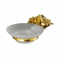 Мыльница Art&Max Rose Золото