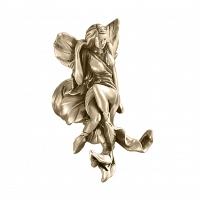 Крючок Art&Max Fairy Бронза
