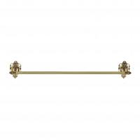 Полотенцедержатель Art&Max Impero Античное золото 70см