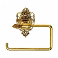 Держатель для туалетной бумаги Art&Max Impero Античное золото