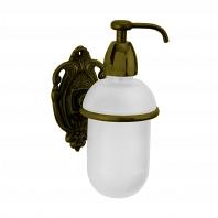 Дозатор для мыла подвесной Art&Max Impero Бронза