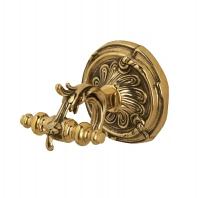 Крючок Art&Max Barocco Античное золото