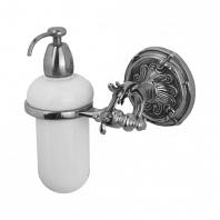Дозатор для мыла подвесной Art&Max Barocco Хром