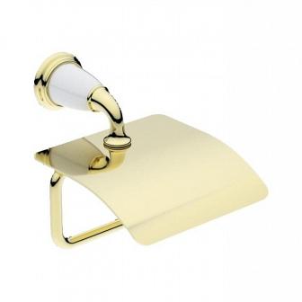 Держатель туалетной бумаги Art&Max Bianchi золото AM-3683AW-Do