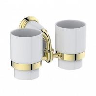 Два стакана Art&Max Bianchi золото