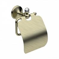 Держатель для туалетной бумаги Art&Max Antic Crystal бронза
