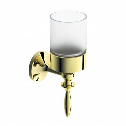 Стакан Art&Max Bohemia золото AM-E-4268-Do
