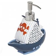 Дозатор для жидкого мыла Kassatex Pirates