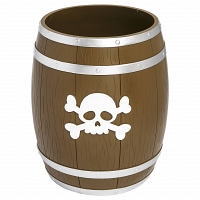 Корзина для мусора Kassatex Pirates