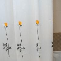 Шторка Arti-Deco Rosas C. Yellow 180х200см