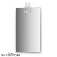 Зеркало со светильниками Ellux Artic 45х75см