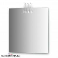 Зеркало со светильниками Ellux Artic 70х75см