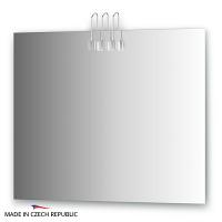 Зеркало со светильниками Ellux Artic 90х75см