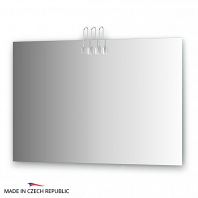 Зеркало со светильниками Ellux Artic 110х75см
