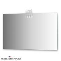 Зеркало со светильниками Ellux Artic 120х75см