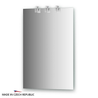 Зеркало со светильниками Ellux Artic 50х75см