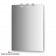 Зеркало со светильниками Ellux Artic 55х75см