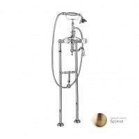 Напольный смеситель для ванны с ручным душем Cezares Atlantis