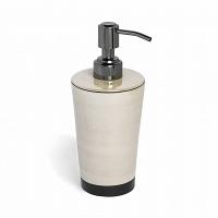 Дозатор для жидкого мыла Kassatex Tribeka Stone