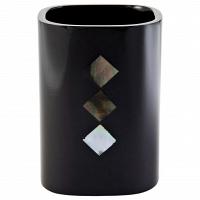 Стакан для зубной пасты Kassatex Vegas Diamond