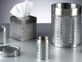 Avanti Basketweave Silver