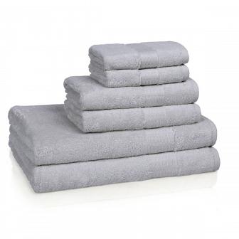 Полотенце банное Kassatex Bamboo Bath Towels Cloud BAM-109-CL