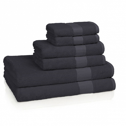 Банный коврик Kassatex Bamboo Bath Towels Deep Blue BAM-175-DEB