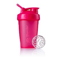 Шейкер BlenderBottle Classic 591мл Full Color Pink (малиновый)