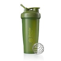 Шейкер BlenderBottle Classic 828мл Full Color Moss Green (оливковый)