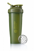 Шейкер BlenderBottle Classic 946мл Full Color Moss Green (оливковый)
