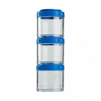 Контейнеры BlenderBottle GoStak 100мл (3 контейнера) синий