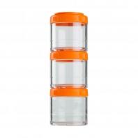 Контейнеры BlenderBottle GoStak 100мл (3 контейнера) оранжевый