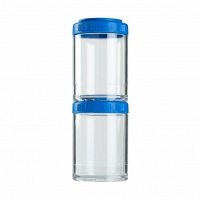 Контейнеры BlenderBottle GoStak 150мл (2 контейнера) синий